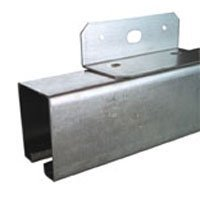 NATIONAL HARDWARE 106112 10FT COVERED RAIL GALV by National Hardware