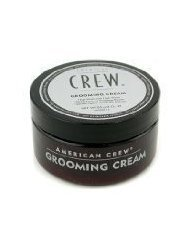 American Crew: Classic Grooming Creme, 3 oz,Creates a Straight, Sleek Look, Conditions with Aloe Vera, Medium Hold, Shine, Includes Coconut Oil, Lanolin, Beeswax