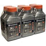Husqvarna XP+ 2 Stroke Oil 2.6 oz. Bottle 6-Pack 593152301 by Husqvarna