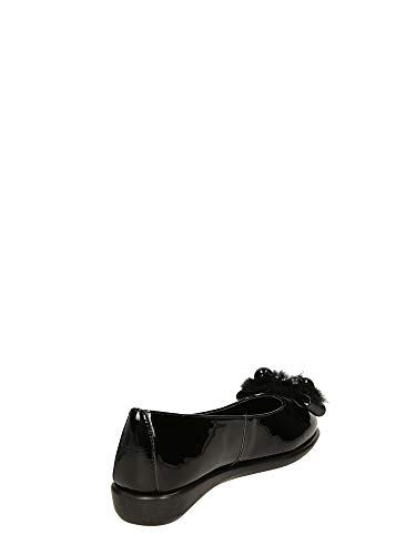 Donna Nero FLEXX Rise The Chic Ballerina xI6S0xwq4