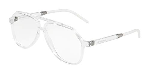 (Dolce & Gabbana Eyeglasses D&G DG5038 DG/5038 3133 Crystal Optical Frame 56mm)