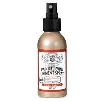 (J.R Watkins Linment Spray, Pain Relief, 4.0 oz, 2)