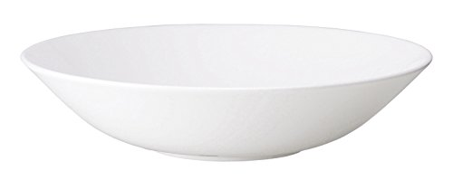 Jasper Conran by Wedgwood White Bone China Cereal Bowl 7