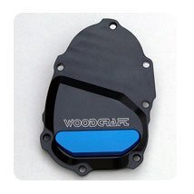 06-19 YAMAHA YZF-R6: Woodcraft Ignition Trigger Cover (BLACK)