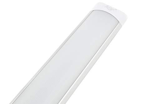 Plafoniera Led 120 Cm Prezzo : Plafoniera led w watt luce fredda cm slim smd soffitto v
