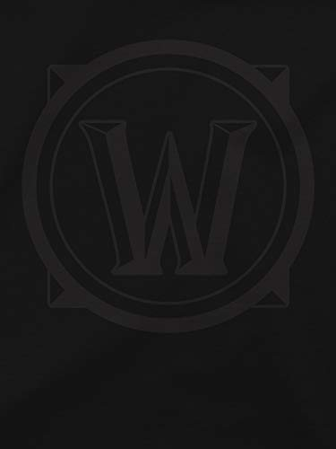 JINX-World-of-Warcraft-Mens-Blackout-Logo-Premium-Cotton-T-Shirt