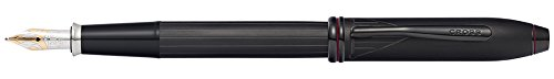 Cross Townsend Star Wars Darth Vader Fountain pen with Fine 18KT Solid Gold Nib (AT0046D-40FD)