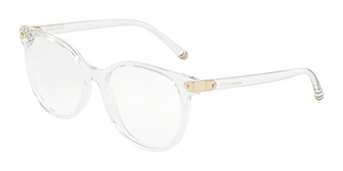 Dolce & Gabbana Eyeglasses D&G DG5032 DG/5032 3133 Crystal Optical Frame ()
