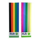 3Doodler Essentials PLA Mix Pack & Clearly Bright PLA Mix Pack