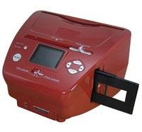 Wolverine Data SNaP100 Slides, Negatives and Photos to Digital Image Converter (Red)