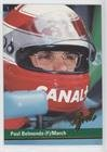 - Paul Belmondo (Trading Card) 1992 Grid Motorcards - [Base] #83
