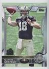 Garrett Grayson (Football Card) 2015 Topps - [Base] - Topps.com Online Exclusive NFL 50th Super Bowl #442 -