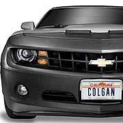 - Colgan Custom Fit Original Front End Mask for Select Porsche 911 GT2 Models - Carbon Fiber (Black)