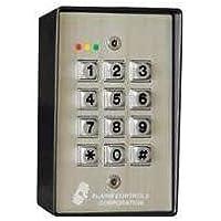 Alarm Controls Corp. D/ KEYPD WEATHRPRF V/ R W/ MET BB - A3W_AC-KP400