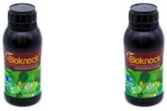 BIOKNOCK 2 (800 m2). Insectos/Pulgón/Oruga; Perfil Insecticida Bioracional-Fito-fortificante reparador-Fertilizante Especial a Base de extractos y aceites Vegetales. Ecológico