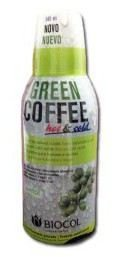 Green Coffee Liquid Hot/cold