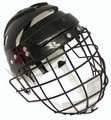 Hockey Helmet w/ Wire Face Cage - Senior