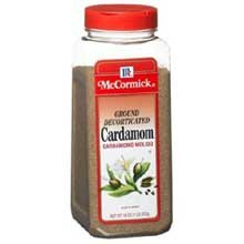 McCormick Cardamom - 1 lb. container, 6 per case by McCormick