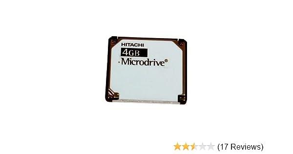 HITACHI 4GB MICRODRIVE DRIVER UPDATE