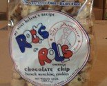 - St Amour Rocks N Rolls French Munching Cookies, Orange Chocolate Chip, 10 Ounce