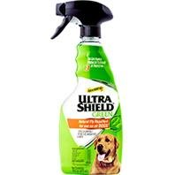 Ultrashield Natural Fly Repellent Spray For Dogs