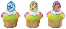 My Little Pony Cupcake Rings - 12ct