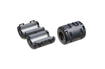 Ferrite Clamp On Cores , Pack of 10 (ZCAT4625-3430DT)
