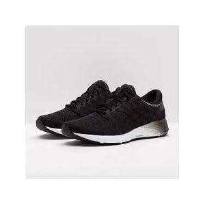 ASICS Men Shoes Roadhawk FF 2 Training Luxurious Running Marathon Black