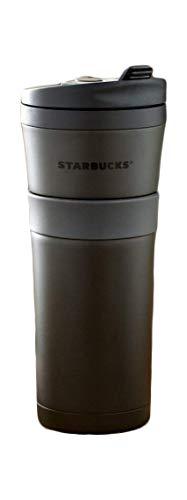 Starbucks Stainless Steel Tumbler - Black, 16 fl oz
