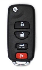 2004 04 Infiniti QX56 The Switchblade: Key & Remote Combo