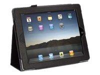 Griffin Technology Griffin Elan Folio Carrying Case (Folio) for iPad - Black, - Folio Elan Griffin