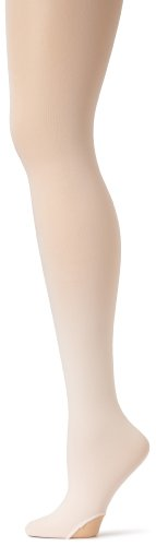 Tights Opaque Pink (Capezio Women's Ultra Soft Transition Tight,Light Pink,Small/Medium)