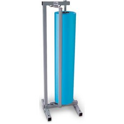 Nasco Vertical Paper Rack/Single-Roll Cutter without Casters - Elementary Education Education Program - 3100183