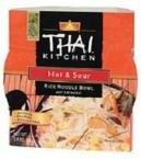 Thai Kitchen Rice Noodle Bowl Hot & Sour 2.4 oz. (Pack of (Thai Kitchen Bowl)