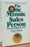 The One Minute Sales Person, Spencer Johnson and Larry Wilson, 0688039464
