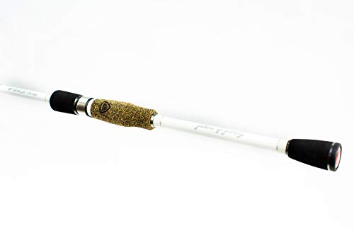 FAVORITE White Bird Powered Spinning Rod