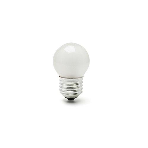 Jurassic Light - Ampoule sphérique incandescente 40Watts dépoli culot E27 - Pack de 10