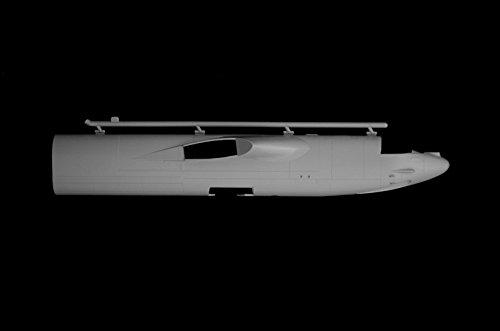 Italeri ITA1378S 1/72 B-52G Strat Fortress Toy, Grey 7