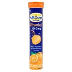 Haliborange Vitamin C Orange 1000mg 20 Tablets (Pack of 6 ) by Seven Seas Haliborange (Vitamin Haliborange)