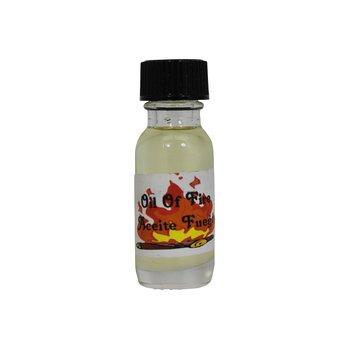 Oil of Fire