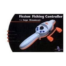 InterAct Fishing Rod Controller - Dreamcast