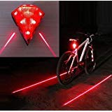 Cycling Led Laser Tail Light in US - 3