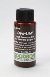 Gasoline Engine Dye 1 oz
