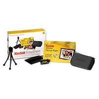 Kodak Easyshare Digital Camera Starter Kit for CX & DX Cameras (paper, batteries, Tri-Pod, Camera case, memory card case) (Kodak Digital Camera Tripod)