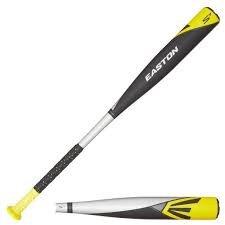 Easton YB14S3 S3 Aluminum Youth Baseball Bat, Silver/Black/Yellow, 32-Inch/19-Ounce