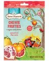 Torie and Howard Assorted Chewie Fruities Candy 4 oz (Display Pack of 6)