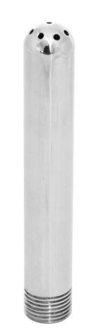 20mm Edelstahl Qualitäts Intim Anal Vaginal Dusche Dusch Aufsatz Analdusche