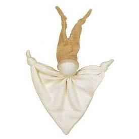 Keptin-Jr Organic Cotton Rattle Doll Zmooz