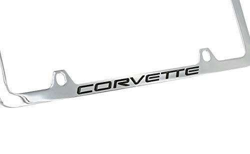 Buy c5 corvette license plate frame