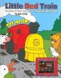 Little Red Train (The Little Red Train: Interactive Track and Adventure Book)